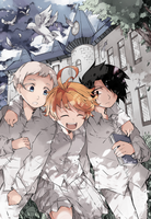 The Promised Neverland by xjunchan