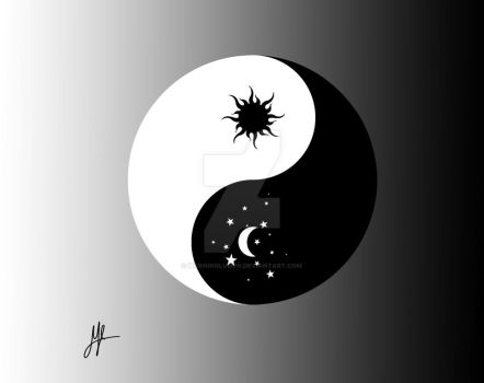 Yin and Yang by MorningLumen