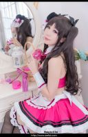 Fate Rin Tohsaka Maid Cosplay 12 by eefai