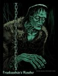 Frankenstein's Monster by BryanBaugh