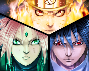 Team 7 by Adriano-Arts