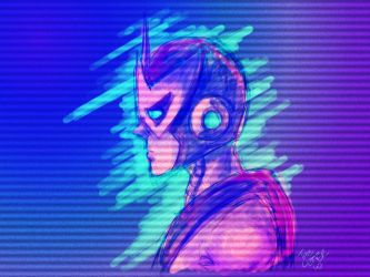 Elec Month 2017 - Day 20 by The-Letter-W