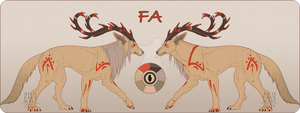 Fa Reference V2 - Commission by Anti-Dark-Heart