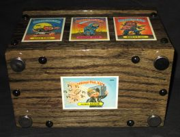Box 55. Garbage Pail Kids 2. Bottom by WesleyYoung