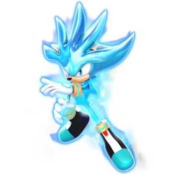 What if: Silver as Super Saiyan Blue by Nibroc-Rock