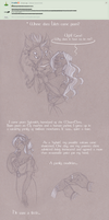 Ask My Ocs - Tale of Lilith by GreenOverGreen
