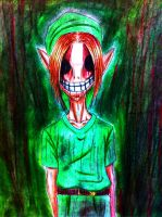 Ben Drowned by XxLevanaxX