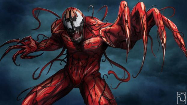 Carnage by birdmanstudio
