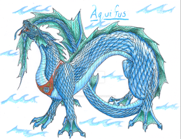 Aquifus: Guardian of Water by serpentscorch3422