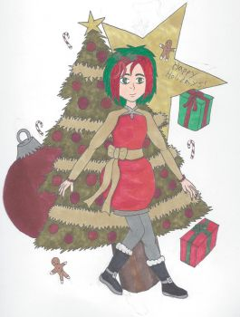 Christmas - 2016 by AnimeGeek15
