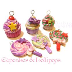 Cupcakes and Lollipops by colourful-blossom