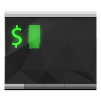 Low Poly iTerm Icon by BenWurth