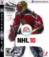 Vanbiesbrouck NHL 10 Cover by Guerrilla97