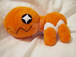 Trapinch Plush - PATTERN AVAILABLE ON ETSY