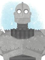 The Iron Giant by hilarion