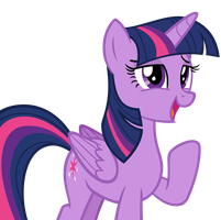 Twilight Sparkle Aww! by AndoAnimalia