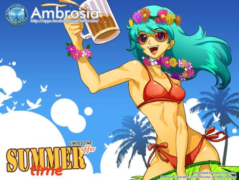 Summer Time by jotter