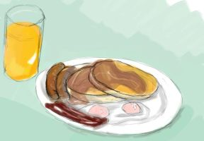 A delicious breakfast by Armonis