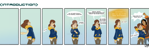 Introduction - Animorphs Fancomic by vickie-believe