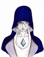 Steven Universe - Blue Diamond by CrowDeCorvidae