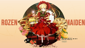 Shinku - Wallpaper by ShoshiiAlex