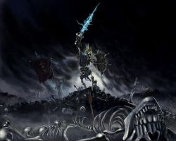 The Skeleton King by Soilworker06