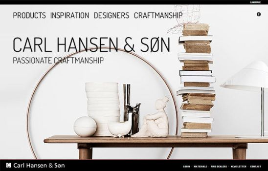 Carl Hansen by Gin-n-Juice