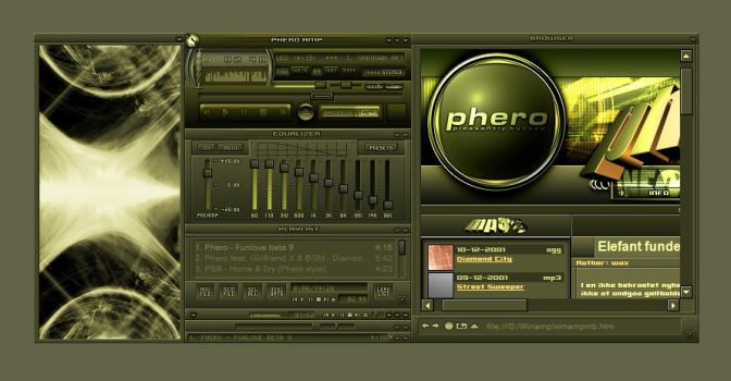 PheroAMP v1 by summer