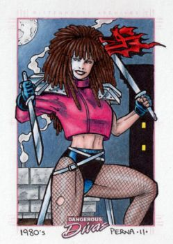 Typhoid Mary Dangerous Divas by tonyperna