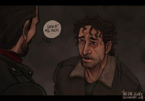 The Walking Dead - Look a me Rick by the-evil-legacy