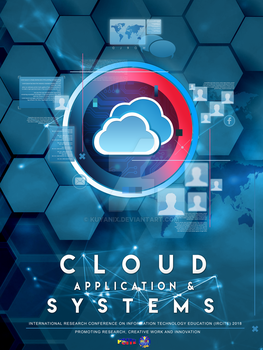 Cloud Application and  System [Poster] by KuyaNix