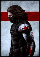 Winter Soldier Finished by Raenyras