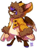 (CLOSED) #81 Fornlee - OTA by Kitkabean