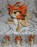Cloudjumper Plush by YukilapinBN