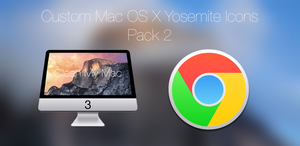 CleanMyMac and Google Chome Icons! by MrGoodGriefing