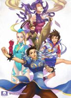 Street Fighter Protection by Derlaine8