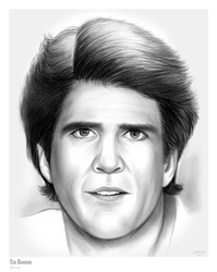 Ted Danson by gregchapin