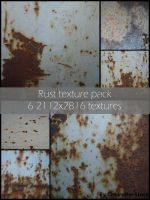 Rust Pack - Unrestricted by Cat-in-the-Stock