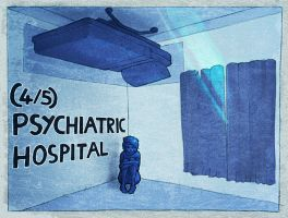 (4/5) Psychiatric Hospital by DestinyBlue