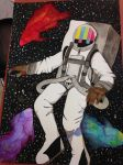 Spaceman?? Fishes? I don't know what to call this by DyingFable