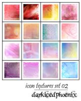Icon textures set 02 by darkicedphoenix