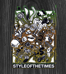 Style of The Times by bazzlebeyond