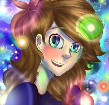 New DeviantArt Icon ! :3 by jenny-theanimator
