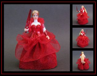 Princess Adora custom figure - outfit 3 by nightwing1975