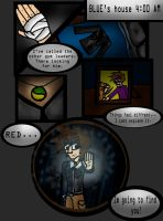 Glitchy RED: Page 11 by 3days777