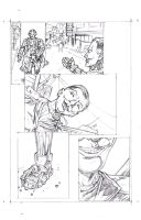 THE STARS 4 - Page 12 Pencils by KurtBelcher1