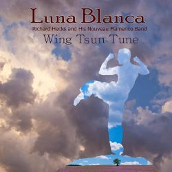 Study for CD cover of Wing Tsun Tune by marcobusoni