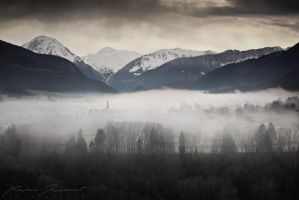 At the heart of winter by XavierJamonet