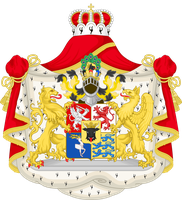Coat of Arms United Baltic Duchy (Napoleonic) by TiltschMaster