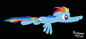 RD can fly, wait a minute I knew that. by Neutronicsoup